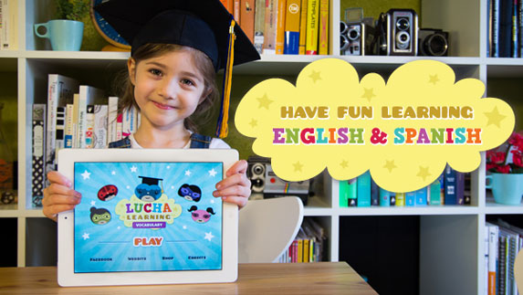 Have Fun Learning English and Spanish!